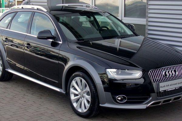 Photo d'illustration d'une Audi A4