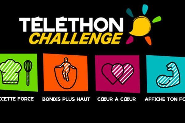 Quatre challenges sont lancés sur les réseaux sociaux pour soutenir la recherche lors de cette 34e édition du Téléthon.