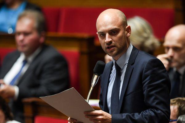 Formé à HEC, économiste reconnu, Jean-Noël Barrot vient d'être nommé secrétaire général du MoDem par François Bayrou.
