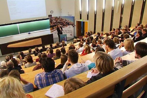 Amphithéâtre université (Reims)