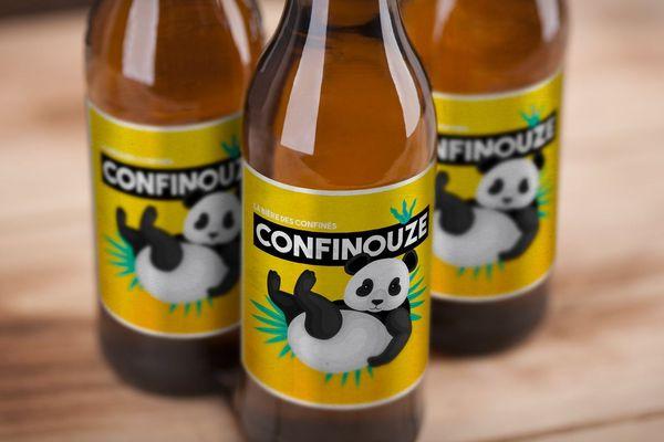1000 litres de Confinouze sont en préparation pour la fin du mois de mai.