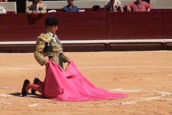 Maxime Solera, jamais en manque d'audace, a été inclus au programme de la novillada du 7 juillet à Tarascon après sa prestation istréenne pleine d'autorité.