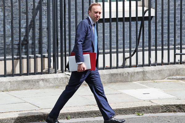 Matt Hancock, ministre britannique de la Santé, a confirmé que son pays ne ferait pas partie du programme.