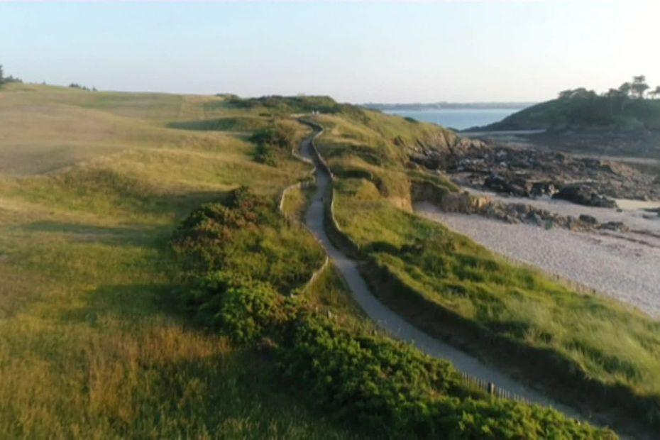 Saint-Briac-sur-Mer : la justice confirme le tracé du sentier littoral