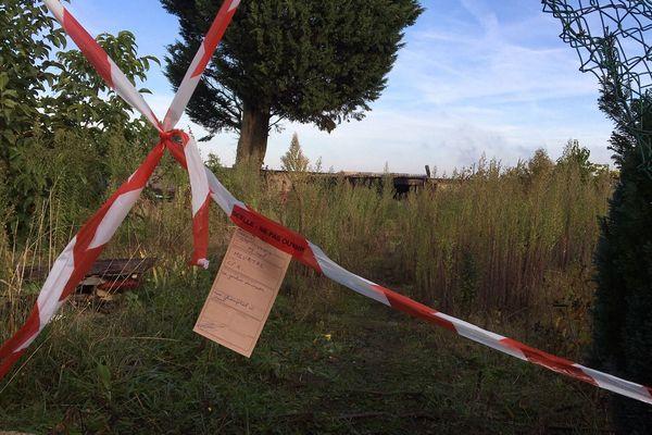 Le corps d'une jeune fille a été retrouvé dans un cabanon incendié dans la soirée du vendredi 26 octobre 2019 à Creil dans l'Oise.