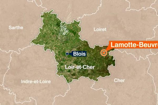 L'accident s'est produit à la hauteur de Lamotte-Beuvron, sur l'A71, lundi après-midi et a généré 12 km de bouchons.