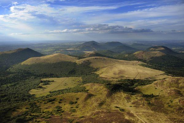 Le guide touristique Lonely Planet a placé l'Auvergne dans le Top 10 mondial des régions à visiter.
