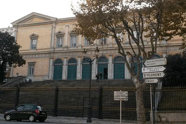 Deux hommes sont jugés par la cour d'assises de Haute-Corse.