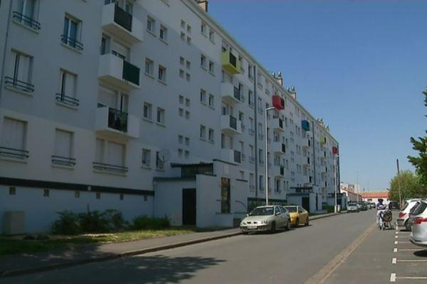 Quartier du port-Neuf - La Rochelle.