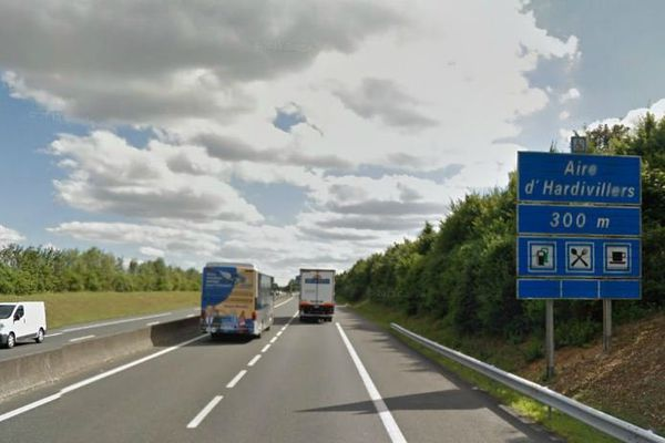 Image d'illustration de l'autoroute A16.