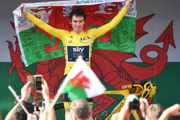 Le plateau de l'édition 2021 de l'Etoile de Bessèges est très relevé. Un exemple: avec la présence de Geraint Thomas, ancien vainqueur du tour de France.