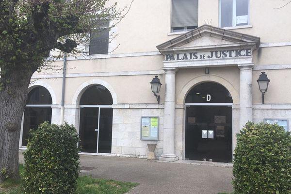 Palais de justice de Montargis
