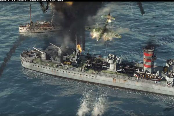 Le jeu propose une plongée dans les coulisses de l'opération Dynamo.