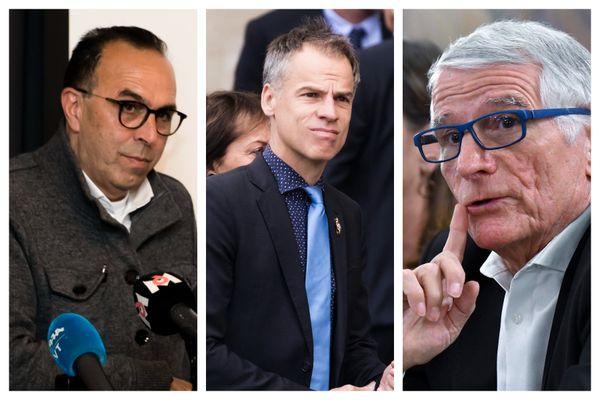"""Salah Amokrane, militant politique, Sébastien Nadot, député de Haute-Garonne et Pierre Cohen, ancien maire de Toulouse, sont désignés comme """"Islamogauchistes"""" dans une liste établie par le site d'extrême-droite """"Fdesouche""""."""