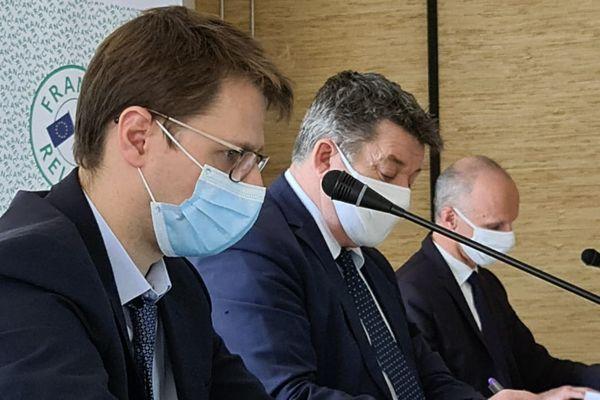 Le procureur de la République de Bastia et le préfet de Haute-Corse co-présidaient, ce vendredi 12 février, une réunion du comité opérationnel départemental anti-fraudes (Codaf).