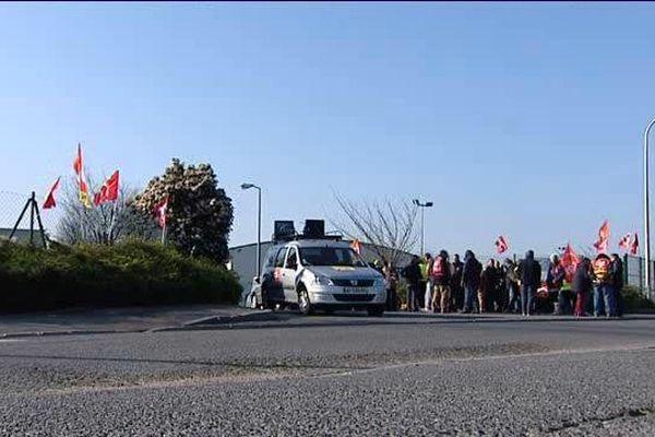 Grève des transports Dunois ce lundi