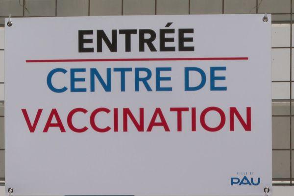 A Pau le vaccinodrome a été installé au Parc des expositions.