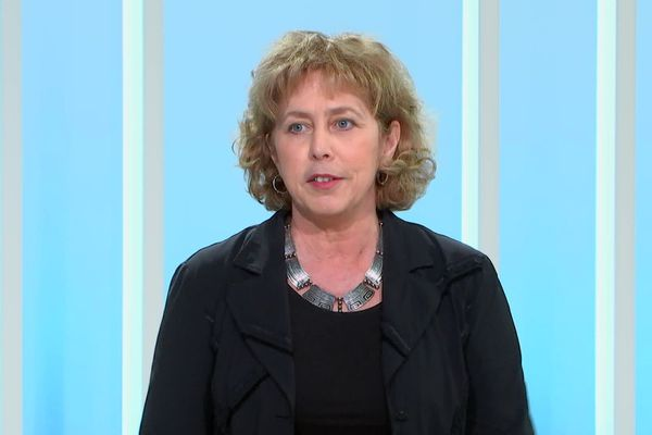 Isabelle Klock-Fontanille, la nouvelle présidente de l'Université de Limoges.