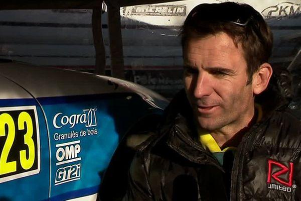 Romain Dumas s'apprête à partir pour le Rallye Monte Carlo ce soir – 19 janvier 2017