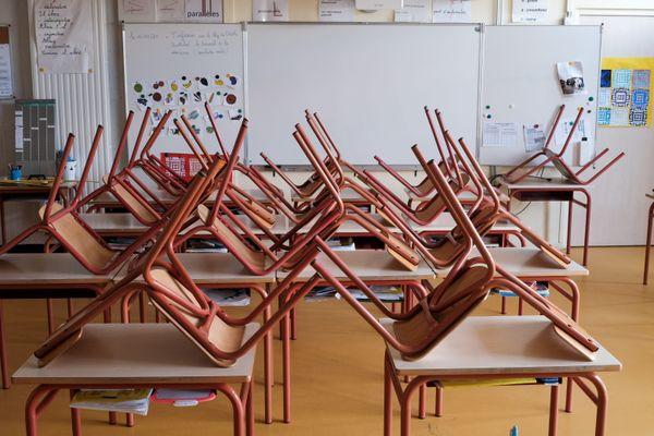 C'est à partir de trois cas de Covid-19 dans des classes et niveaux différents que l'école est fermée.