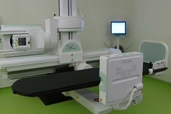 Le Centre Hospitalier de l'Agglomération de Nevers a investi 500 000 euros dans une salle radiologique numérique