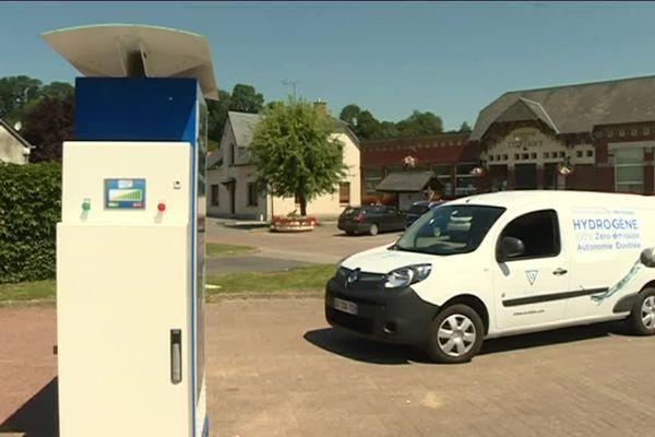 Les voitures devraient être mises à disposition en 2020, une fois que le parc éolien sera en service.
