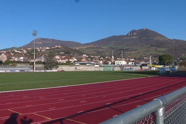 Millau, centre de préparation pour les athlètes pour les JO 2024 ?
