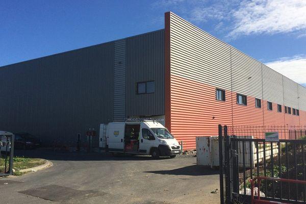 La nouvelle usine Jeannette de Colombelles