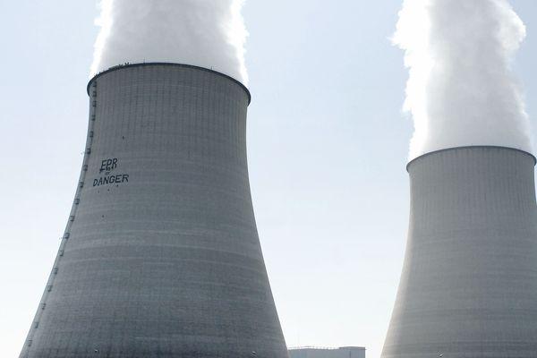 La centrale nucléaire de Belleville-sur-Loire et ses deux réacteurs