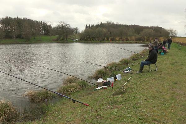 La Creuse compte 3600 km de cours d'eau de première catégorie et des dizaines d'étangs de pêche