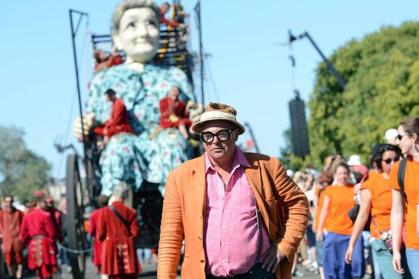 """Jean-Luc Courcoult, son créateur, aimerait exporter """"sa"""" grand-mère"""