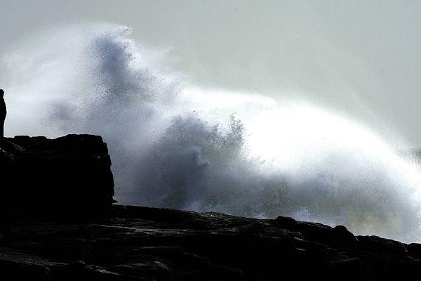 Photo d'illustration, un jour de tempête
