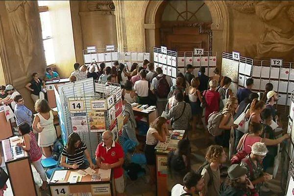 10ème édition du Salon du Logement pour les Jeunes à Lyon - 12/9/18