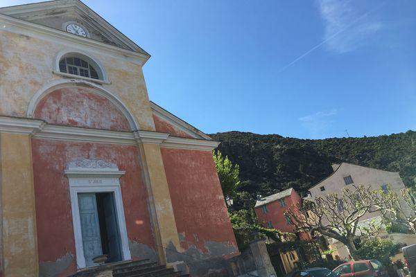 Eglise Sainte Julie, Nonza