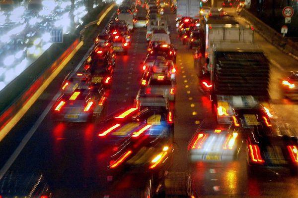 L'accident a eu lieu vers 17h30 sur la rocade de Toulouse au niveau de l'échangeur 33 de Sesquières.