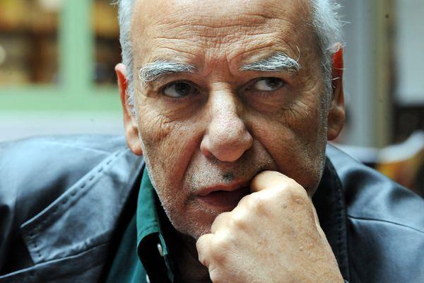 L'écrivain Tahar Ben Jelloun, en 2012.