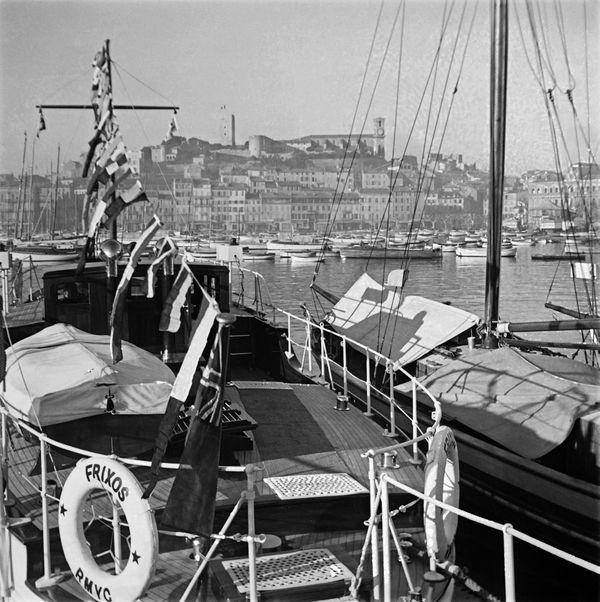 Cannes en 1946.