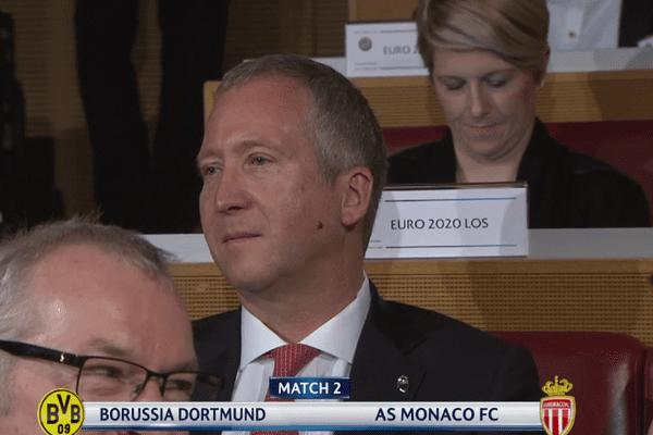 Ligue des champions : l'AS Monaco affrontera le Borussia Dormund en quart de finale