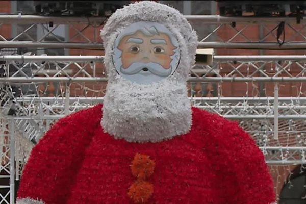 Le marché de Noël de Toulouse a été évacué trois fois mercredi 5 décembre.