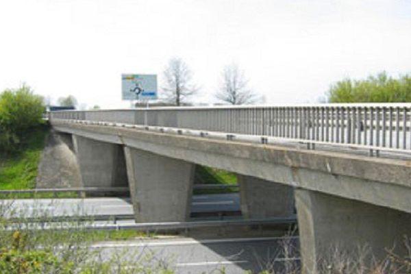 Le pont de la Croisière fermé pour travaux pendant tout le week-end