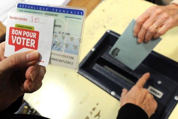 Vote lors des primaires socialistes