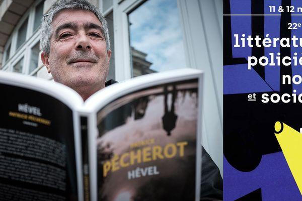 Une affiche concoctée par le président du festival Thierry Loew