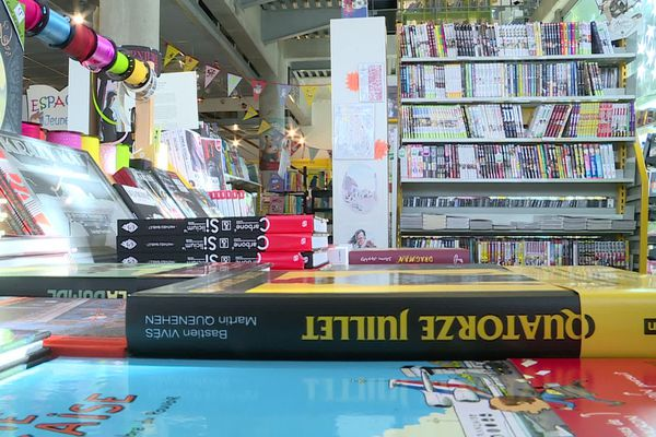 Les librairies indépendantes sont toutes fermées pendant le reconfinement.