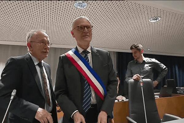 Fusion Léhon Dinan : Didier Lechien élu maire