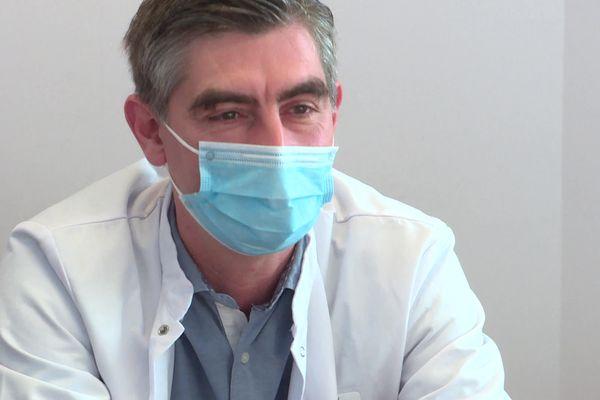 Eric Charles, médecin-psychiatre au centre hospitalier d'Esquirol de Limoges, est notamment spécialisé dans les prises en charge post-traumatiques