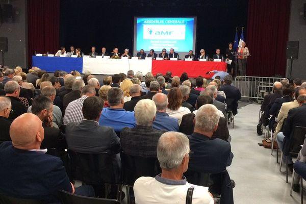 L'assemblée générale des maires de Haute-Garonne.