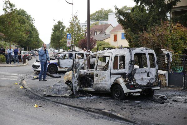 Le 8 octobre 2016, 4 policiers ont été blessés à Viry-Châtillon en Essonne.