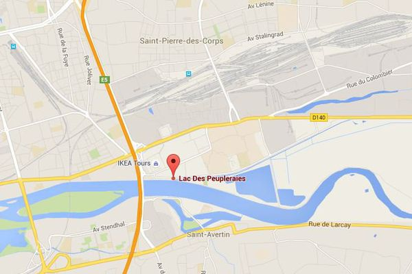 Le corps d'un enfant de cinq ans retrouvé ce dimanche au Lac des Peupleraies près de Tours (Indre-et-Loire)