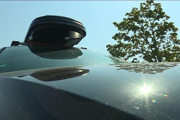 Le point noir n'était pas la route, malgré la journée classée noire par Bison Futé, mais bien la chaleur.