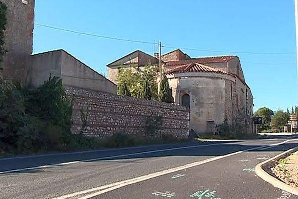 Perpignan - le site de l'ancien village d'Orle - octobre 2018.